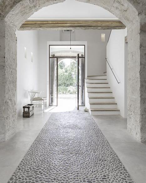 white ibiza interior design