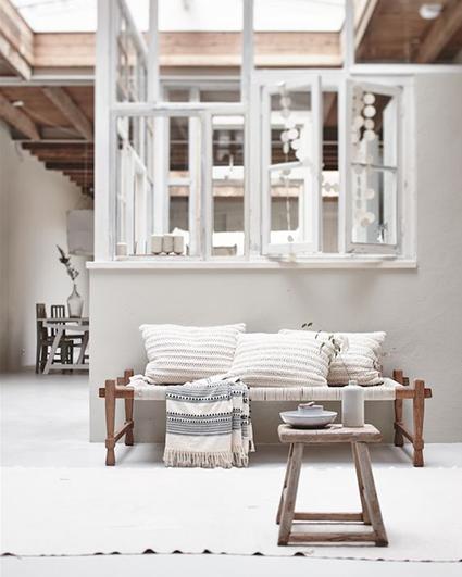 white summer interiors ibiza style