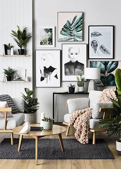 botanical interiors 2018 design trend____
